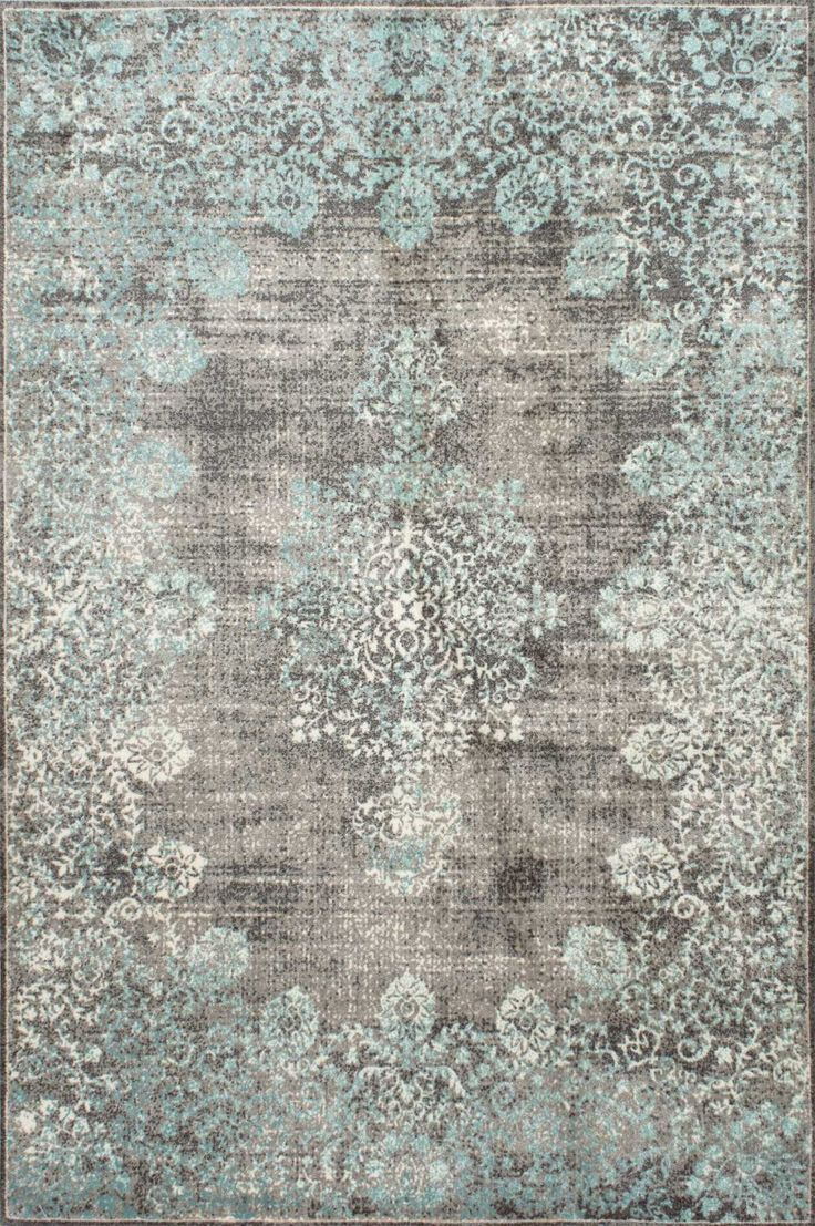 FarroeFaded Lace NB03 Rug Living Room