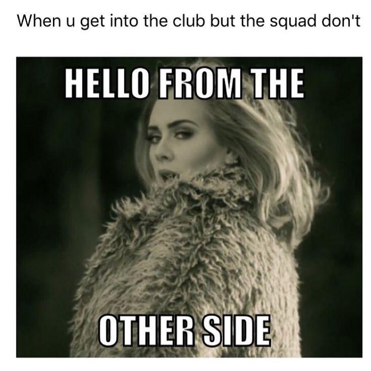 Funny Meme Hello : Adele memes for days just fun pinterest