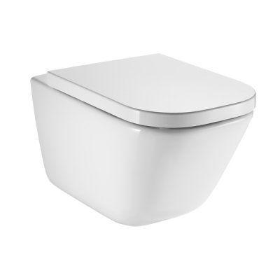 Roca Gap miska WC wisząca Rimless A34647L000