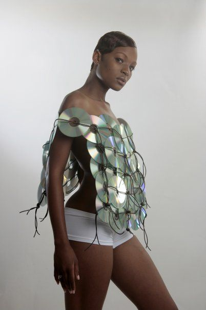Recycled Fashion At Its Best!