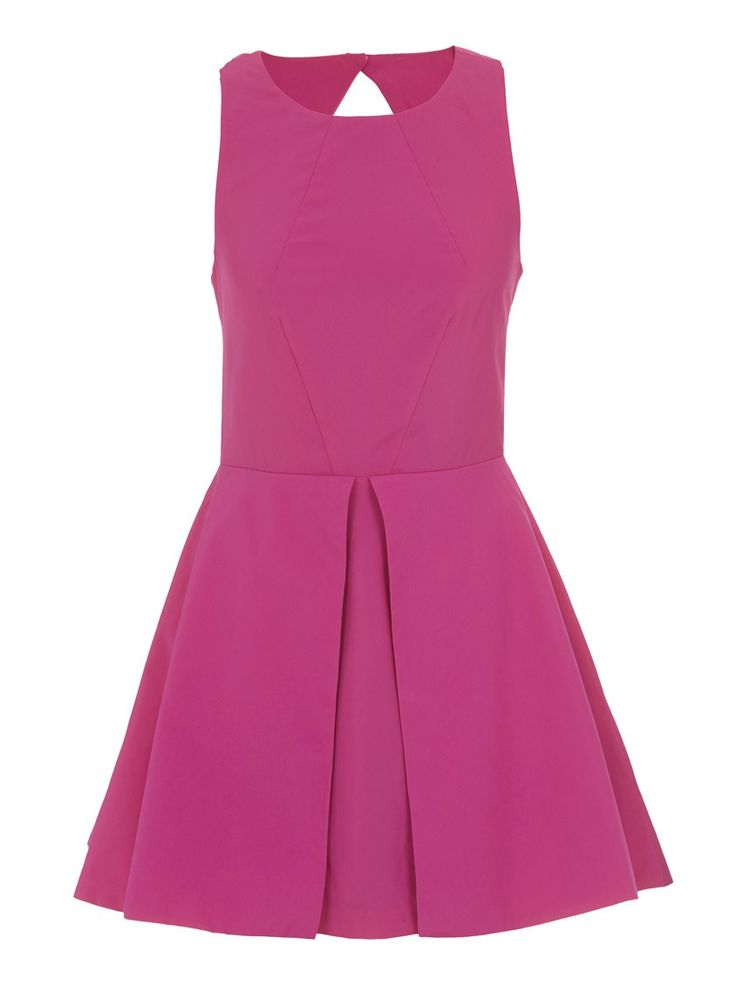 Above the water dress Pink