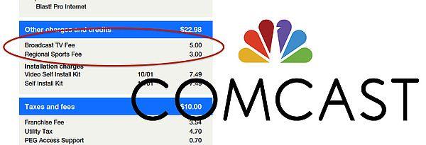 Consumer Reports Hammers Comcast Over Sneaky Fees In New Campaign