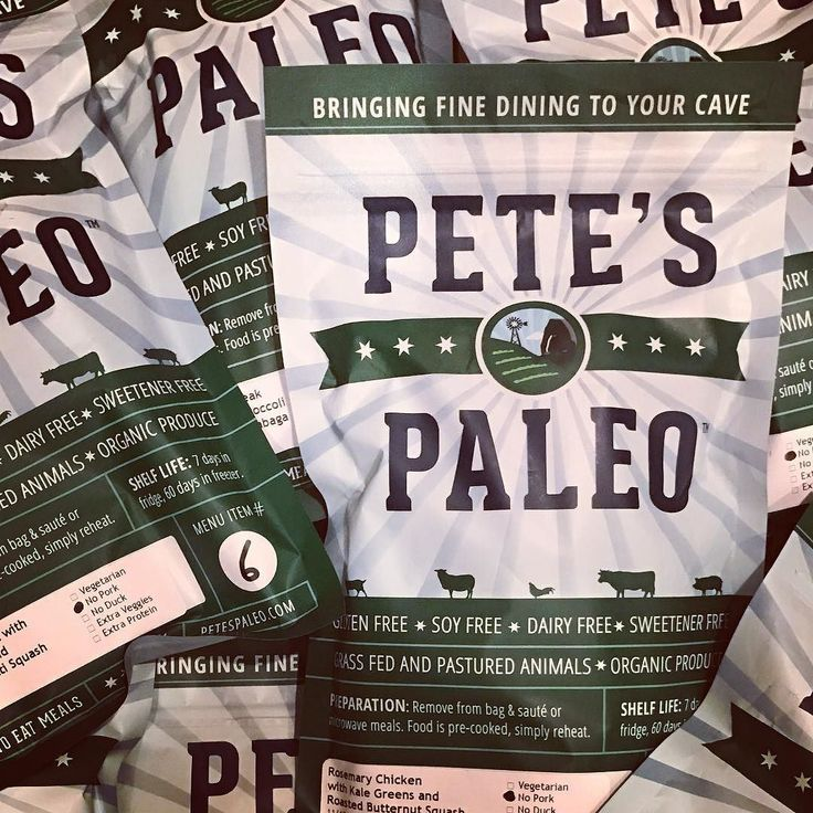 #SHOUTOUT Sunday: Thank you so much to the fabulous @petespaleo for an amazing delivery! I appreciate you sending! I've spent the week eating their grass fed pot roast lemon ginger duck rosemary chicken roast beef and more.  Super clean grass fed and all organic veggies. Super good!  #thankyou #guthealth #bonebrothdoc #pinit #paleo #paleodiet