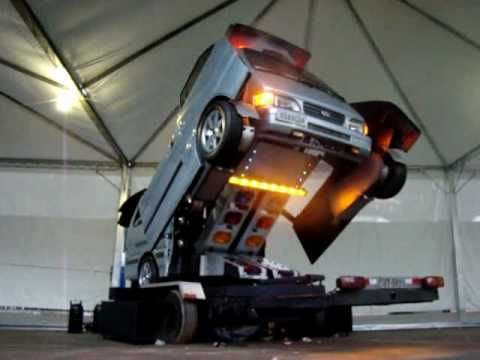 carro robo transformers