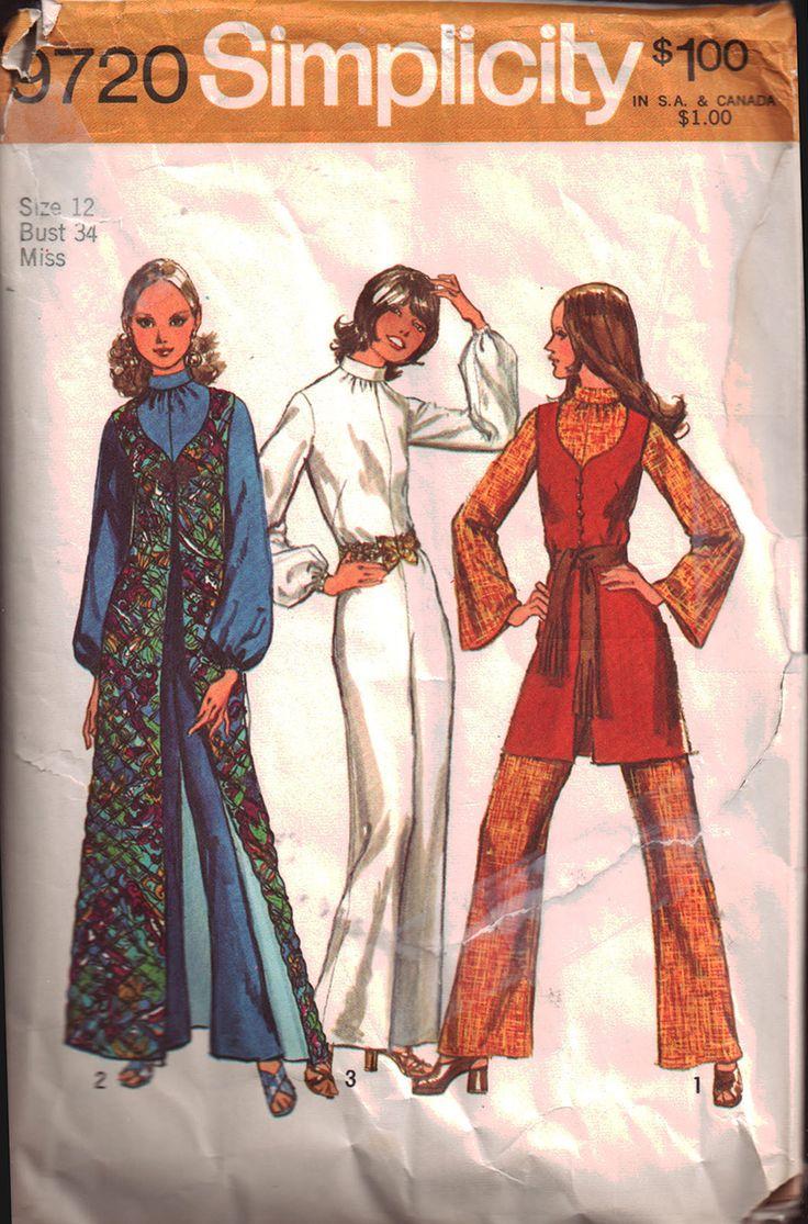 95 besten Vest & Waistcoat Sewing Patterns Bilder auf Pinterest ...