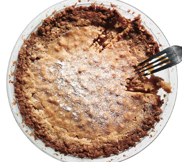Anyone who has taken a bite of this Milk Bar best seller immediately knows the reason for the sassy name. Once you start eating this rich, salty-sweet pie with its oat cookie crust, you won't be able to stop.