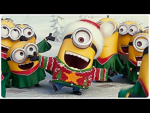 Minions Weihnachten Trailer Clip German Deutsch - YouTube