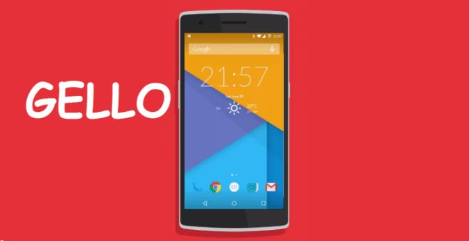Gello Browser for Android Phones #Android #Gello #GelloBrowser #Browser #Cyanogen #Phone