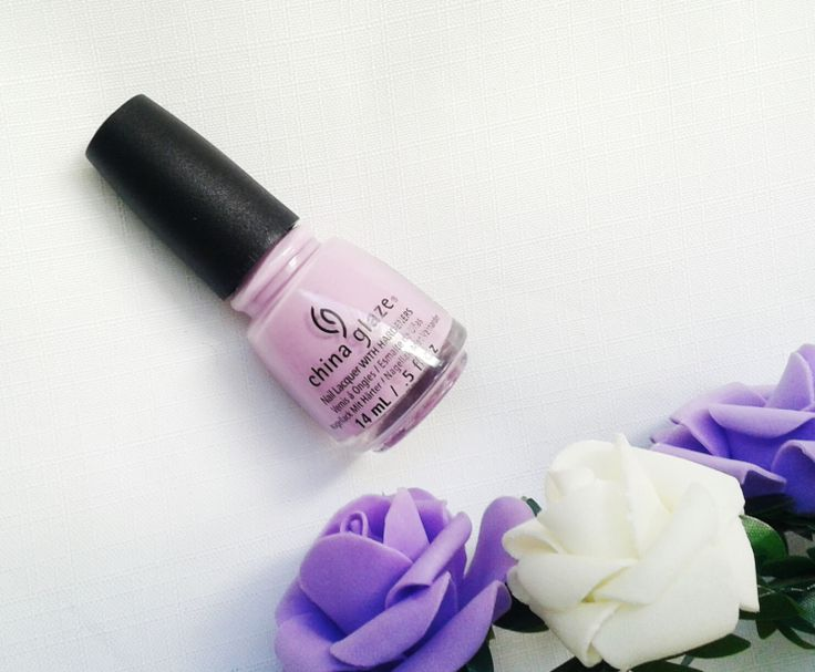 China Glaze's Lotus Begins as reviewed by @jadine