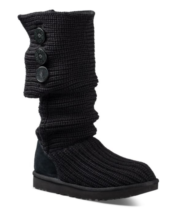 UGG® Classic Cardy Tall Boots size 6