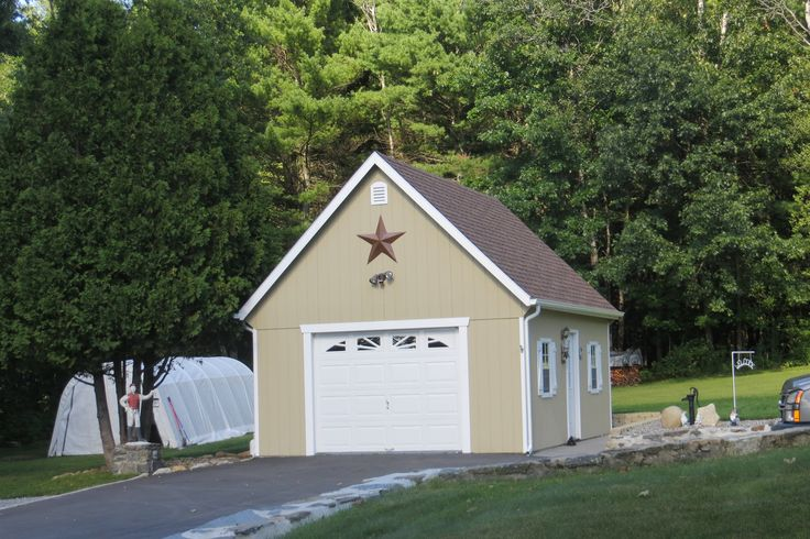 Prefab Garages Direct From The: 25 Best Single Car Garages From PA Images On Pinterest