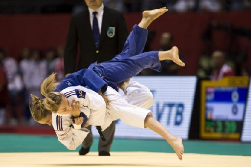 Judo - L'équipe de France Olympique