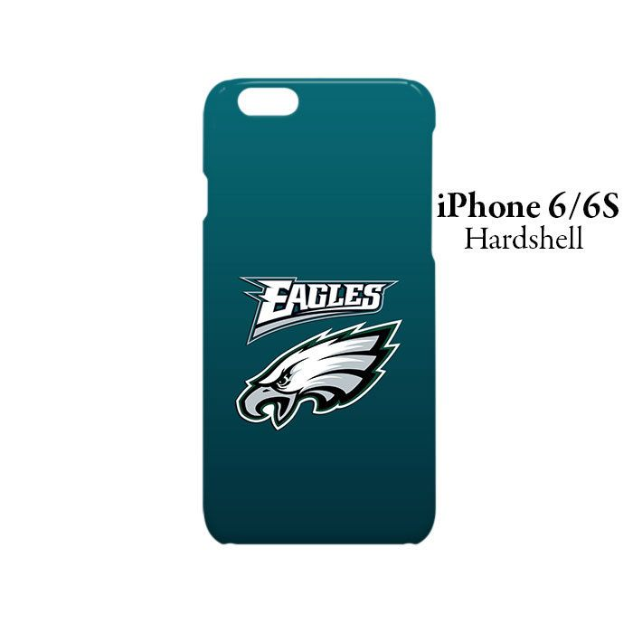 Philadelphia Eagles iPhone 6/6s Hardshell Case Cover