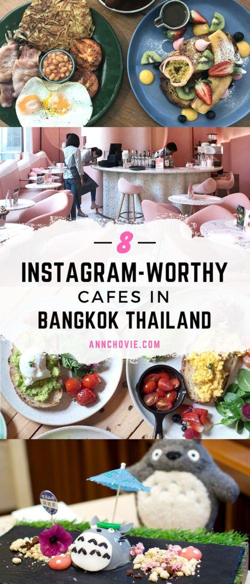 8 Instagram-Worthy Cafes In Bangkok Thailand