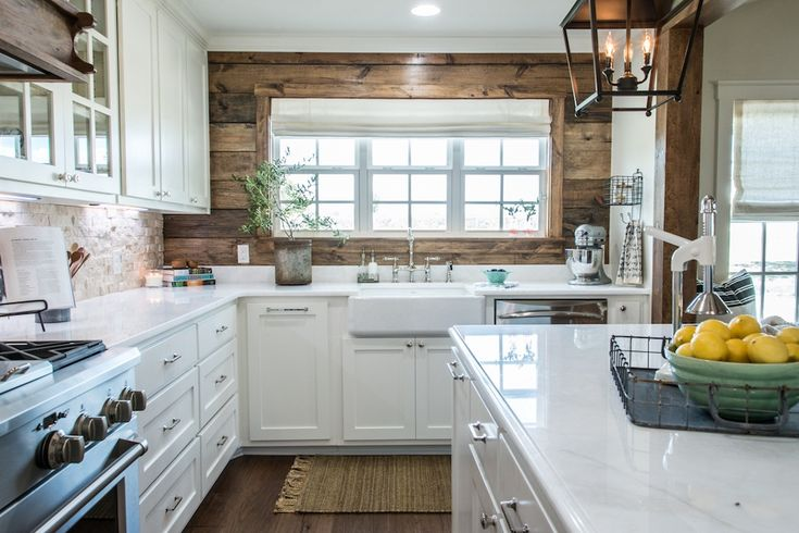 20 best images about shiplap on pinterest magnolia for Kitchen ideas joanna gaines