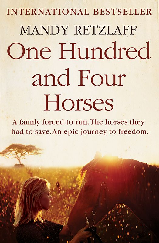 The paperback 104 horses