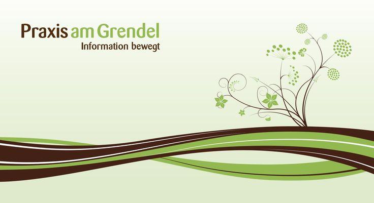 Praxis am Grendel - Corporate Design