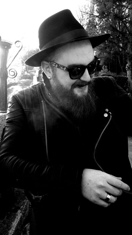 #beard #ootd #style