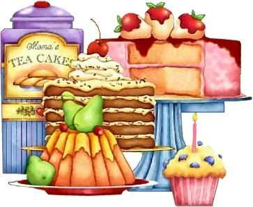 Love to Bake - Cake anyone?
