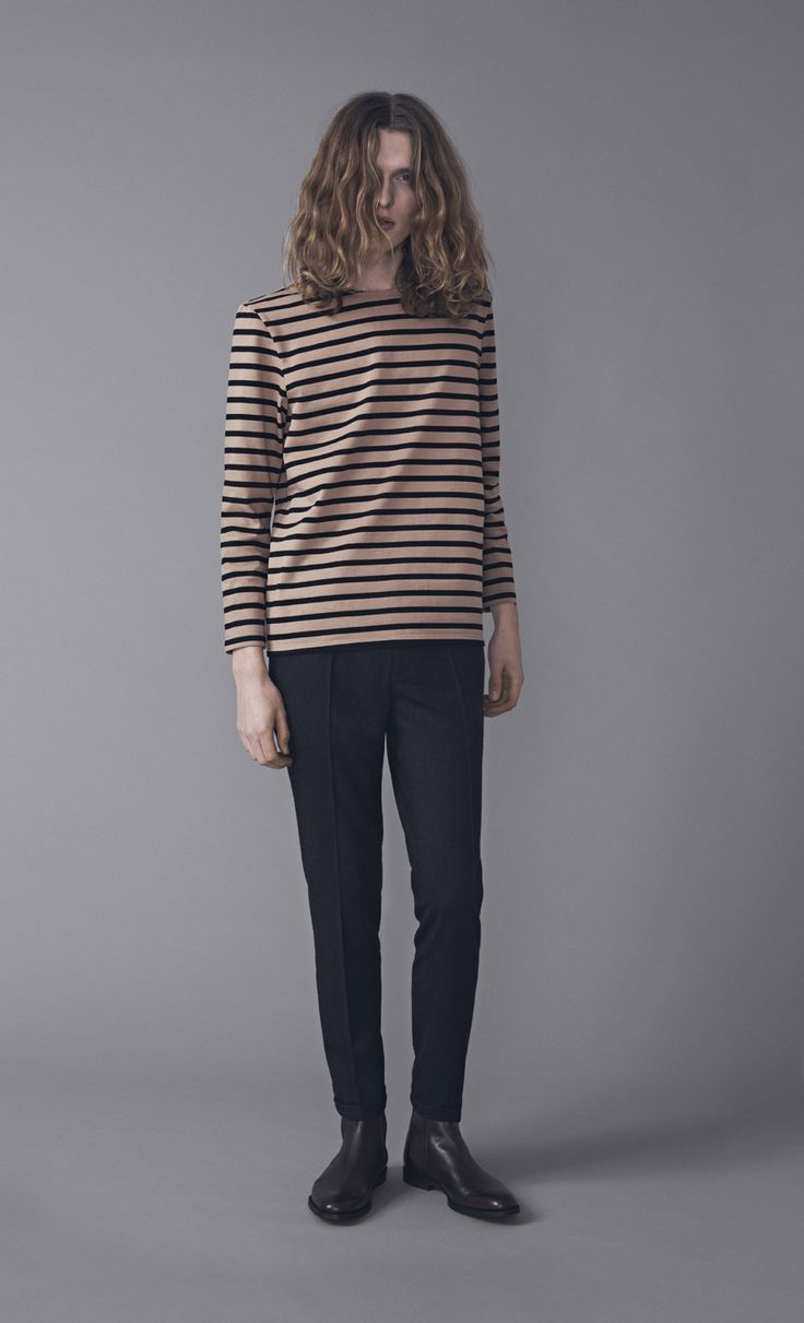 Rover Top and Presley Trousers | Samuji Man FW15 Collection