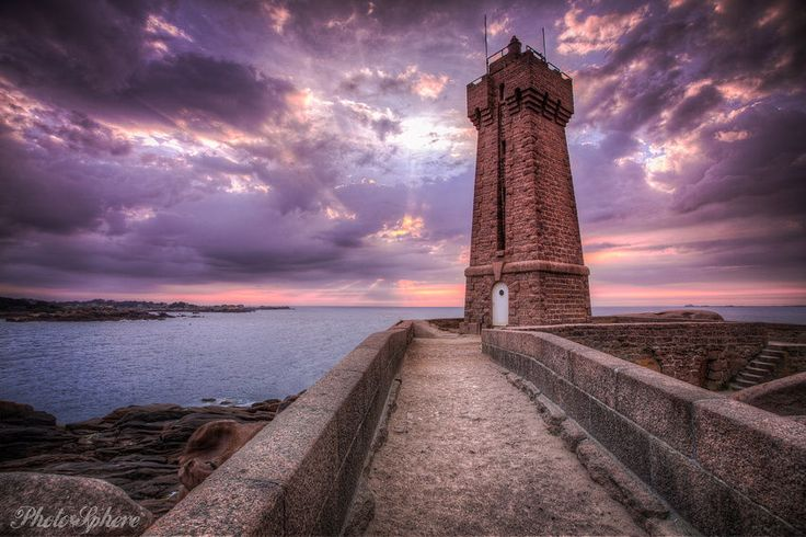 Phare de Mean Ruz...rise up... by Peter Spellerberg on 500px