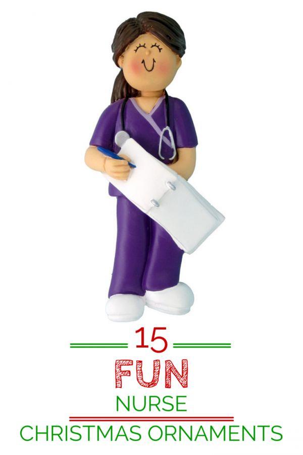 letter resignation rn%0A    Fun Nurse Christmas Ornaments