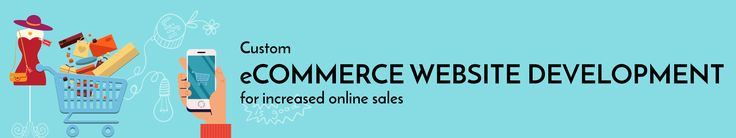 eCommerce Website Development Company | Website Design Services USA