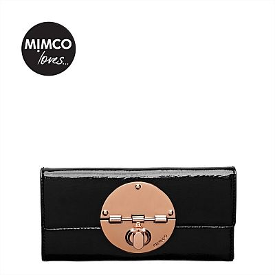LARGE TURNLOCK WALLET #mimcomuse