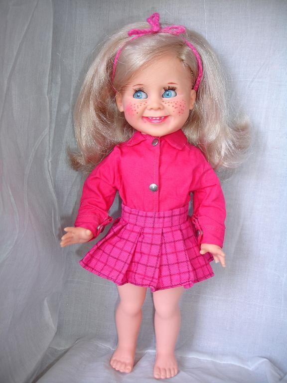 pusle Ratti doll