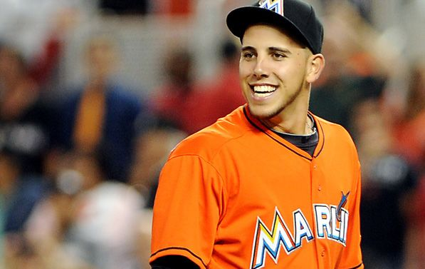 jose fernandez baseball images | Jose Fernandez has given Miami Marlins fans something to smile about ...