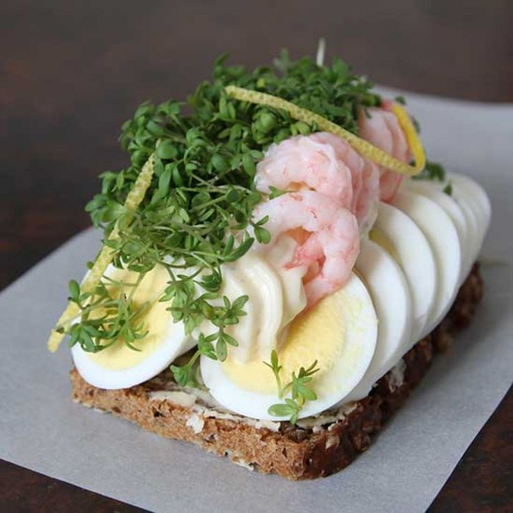 Learning to Love Denmark's National Lunch, the Smorrebrod: You Don't Have to Pronounce It, You Just have to Eat It | FWx