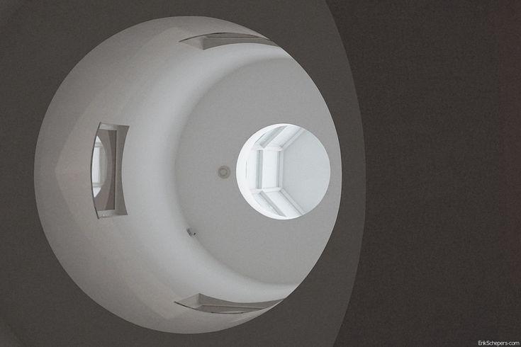 Light www.erikschepers.com Maastricht, Bonnefantenmuseum, Innerstructure. http://www.erikschepers.com/architecture/bonnefantenmuseum/  #Maastricht #Limburg #Nederland #Netherlands #Museum #Bonnefantenmuseum #Bonnefanten #exposition #architecture #aldo #rossi