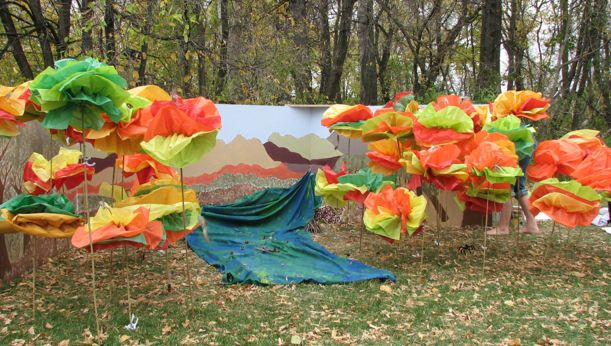 'Art-in-the-Park' facilitated by Natasha Lowenthal