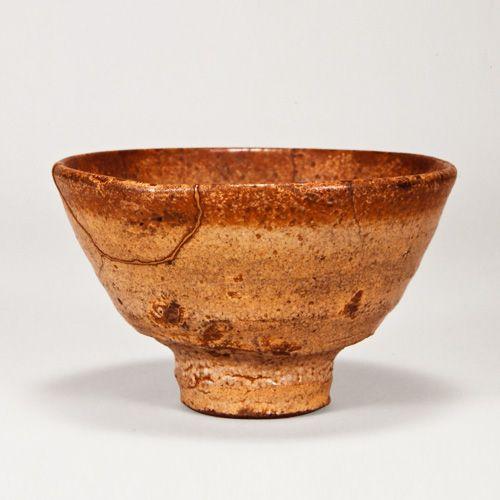 井戸茶碗 銘「雨雲」(朝鮮時代 16世紀)