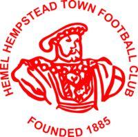 1885, Hemel Hempstead Town F.C. (Hemel Hempstead, Hertfordshire, England) #HemelHempsteadTownFC #UnitedKingdom (L15051)