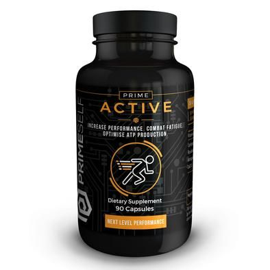 """""""Next Level Performance!""""  Prime Active is a newly developed cutting-edge performance supplement, providing the body with a synergistic set of nutrients to optimise performance via the targeting of cellular energy production.   #Nootropics #Nootropic #Health #Supplement #Active #PrimeActive #Lifestyle #Biohacker #Biohack #Sport #Fitness #Gym #Training"""
