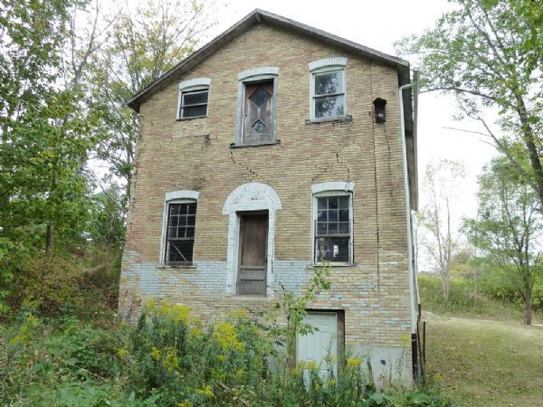 Allans Mills Ontario, ghost town