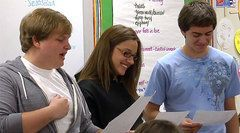 Strategies for Student Centered Discussion - High School English Lesson