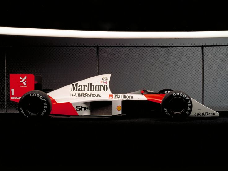 1989 McLaren Honda MP4-5