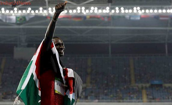 David Rudisha pulls out of worlds due to quad strain