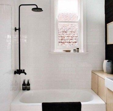 Changez votre pommeau de douche pour relooker votre salle de bains
