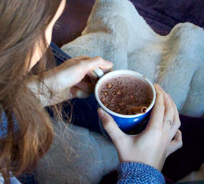 Hot Chocolate | Deliciously Ella