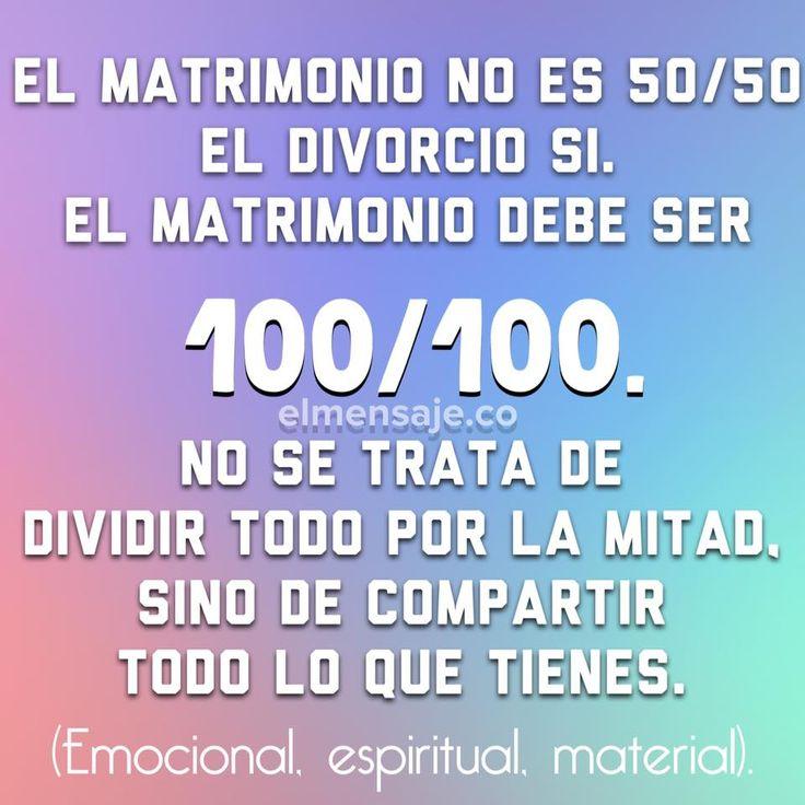 #matrimonio #relacion #oracion #orar #voluntaddeDIOS #amor #idonea #esposos #sentimientos #divorcio #matrimonio #DIOS #compartir #fidelidad #DIOSesbueno #confiaenDIOS #DIOSesfiel #palabradeDIOS #consejo #mensajespositivos #fuerzas #pensamientos #feenDIOS #Cristovive #creer #DIOSeselcentro #fidelidad #compromiso #confianza #elmensajeco