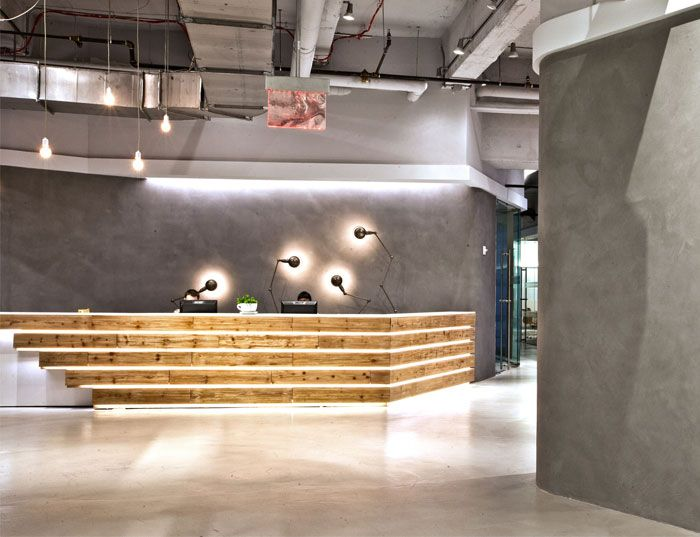 157 best office lobby reception architecture images on Industrial design office space