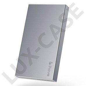 IHAVE BOSS (Harmaa) 10000mAh Varavirtalähde Älypuhelimille ja Tableteille Kahdella Ulostulolla
