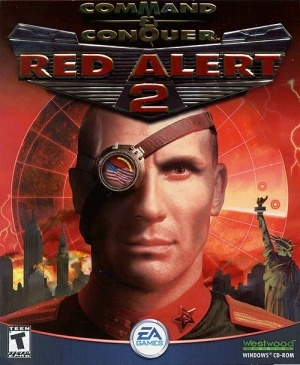 Command and Conquer - Red Alert 2