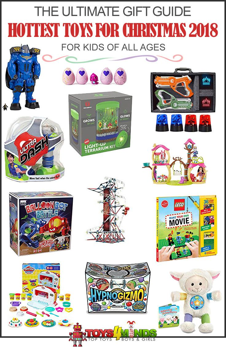 Best Toys For Christmas 2021 Hottest Toys for Christmas 2018 is here! If you're looking for the
