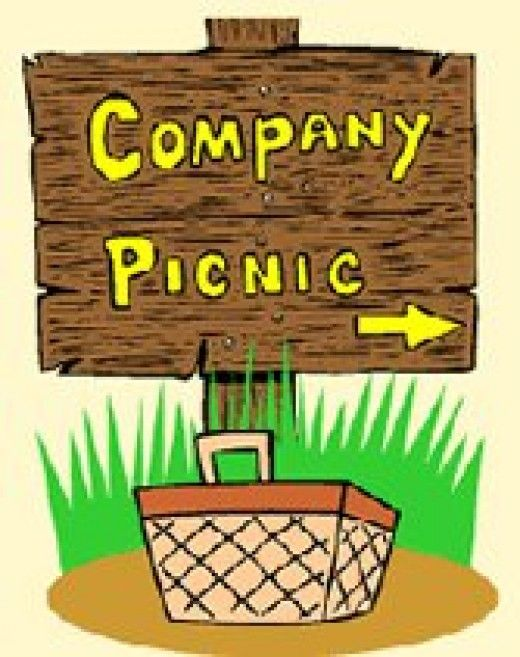 Company picnics are a great way to show your employees your appreciation!