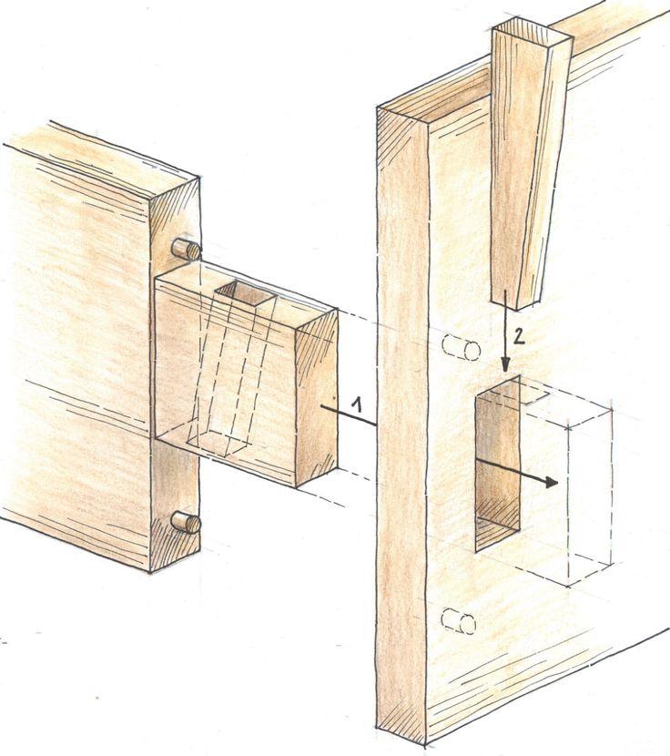 25 Best Wood Joinery Ideas On Pinterest Wood Joints