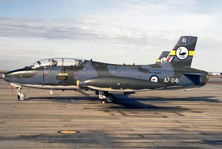 Aermacchi MB-326H, Royal Australian Air Force (RAAF).